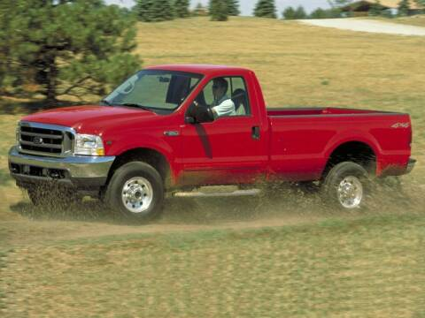 2003 Ford F-150 for sale at BASNEY HONDA in Mishawaka IN