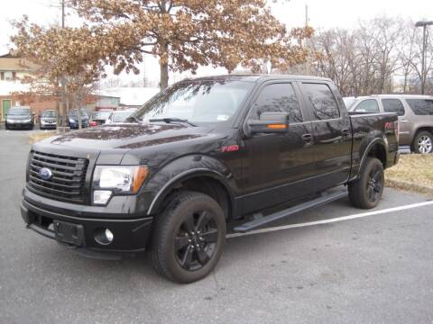 2012 Ford F-150 for sale at Auto Bahn Motors in Winchester VA