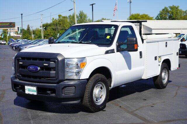 2016 Ford F-250 Super Duty for sale at Preferred Auto in Fort Wayne IN