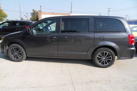 2019 Dodge Grand Caravan for sale at Paris Fisher Auto Sales Inc. in Chadron NE