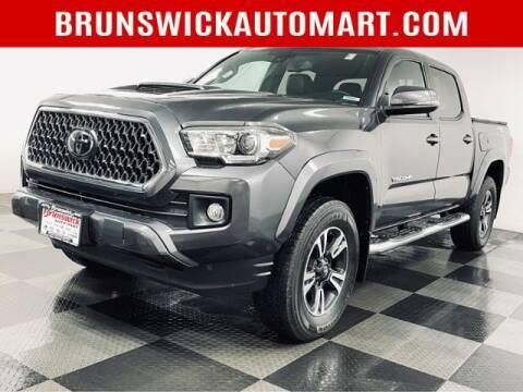 2018 Toyota Tacoma for sale at Brunswick Auto Mart in Brunswick OH
