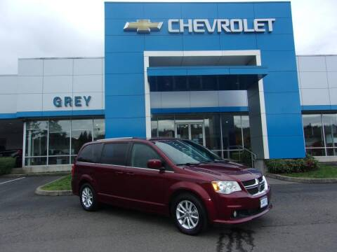 2019 Dodge Grand Caravan for sale at Grey Chevrolet, Inc. in Port Orchard WA