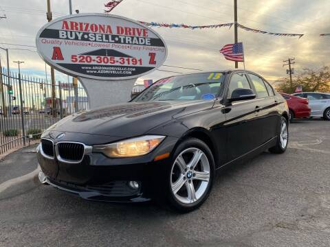 2013 BMW 3 Series for sale at Arizona Drive LLC in Tucson AZ