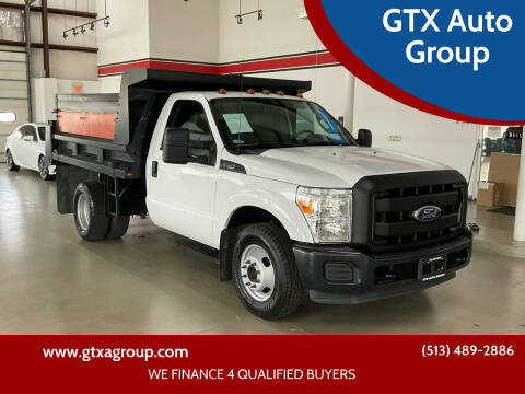 2011 Ford F-350 Super Duty for sale at GTX Auto Group in West Chester OH