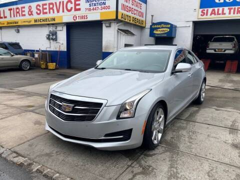 2015 Cadillac ATS for sale at US Auto Network in Staten Island NY