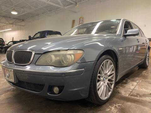 2007 BMW 7 Series for sale at Paley Auto Group in Columbus OH