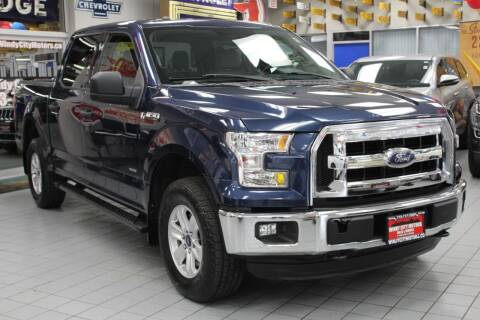 2016 Ford F-150 for sale at Windy City Motors in Chicago IL