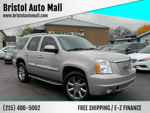 2007 GMC Yukon for sale at Bristol Auto Mall in Levittown PA