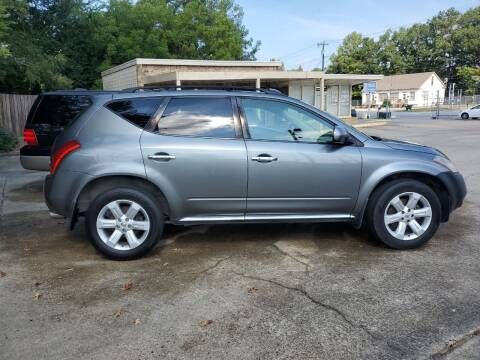 2007 Nissan Murano for sale at Tims Auto Sales in Rocky Mount NC