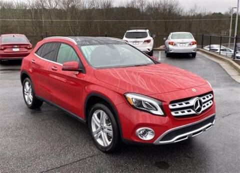 2019 Mercedes-Benz GLA for sale at CU Carfinders in Norcross GA