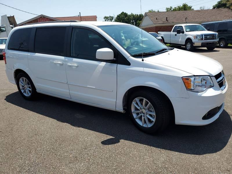 2016 Dodge Grand Caravan for sale at Tri-State Motors in Southaven MS