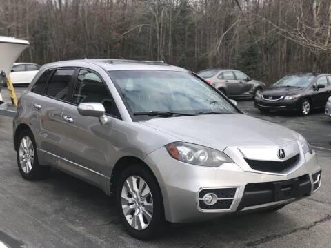 2011 Acura RDX for sale at Elite Auto Sales in North Dartmouth MA