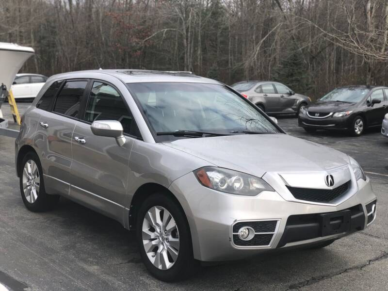 2011 Acura RDX for sale at Elite Auto Sales in North Dartmouth MA