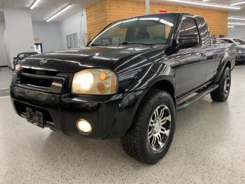 2001 Nissan Frontier for sale at Dixie Imports in Fairfield OH