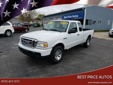 2009 Ford Ranger for sale at Best Price Autos in Two Rivers WI