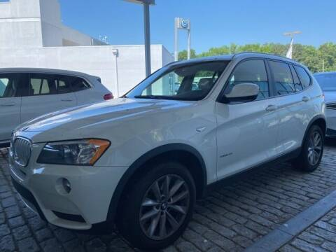 2014 BMW X3 for sale at Southern Auto Solutions-Jim Ellis Volkswagen Atlan in Marietta GA