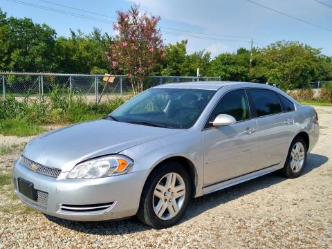 2014 Chevrolet Impala Limited for sale at Loco Motors in La Porte TX