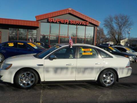 2009 Ford Taurus for sale at Super Service Used Cars in Milwaukee WI