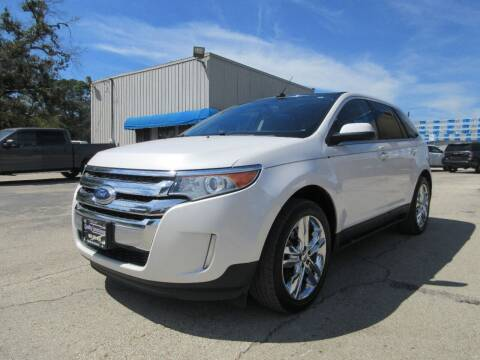 2013 Ford Edge for sale at Quality Investments in Tyler TX