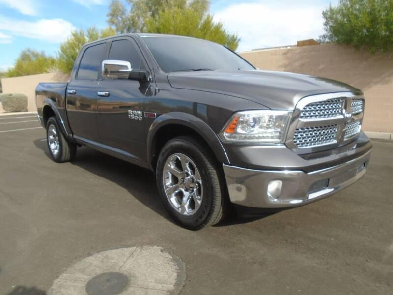 2016 RAM Ram Pickup 1500 for sale at COPPER STATE MOTORSPORTS in Phoenix AZ
