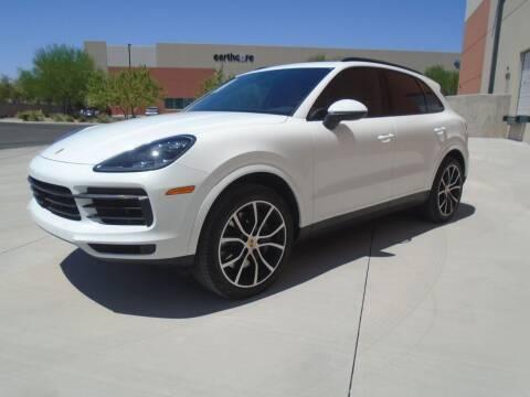 2019 Porsche Cayenne for sale at COPPER STATE MOTORSPORTS in Phoenix AZ
