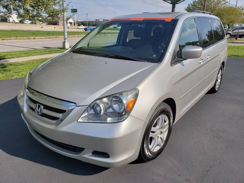 2007 Honda Odyssey for sale at Auto Hub in Grandview MO