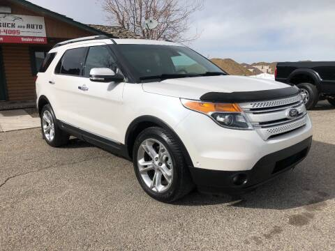 2014 Ford Explorer for sale at 5 Star Truck and Auto in Idaho Falls ID