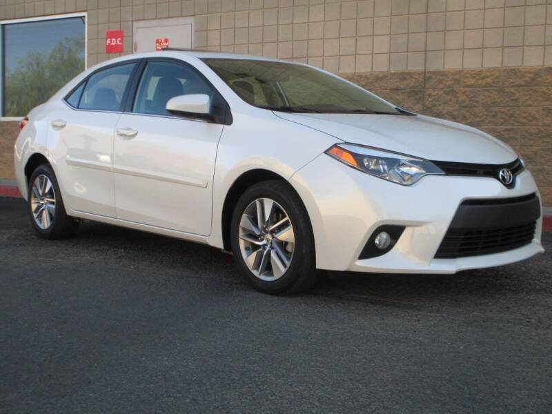 2014 Toyota Corolla for sale at COPPER STATE MOTORSPORTS in Phoenix AZ