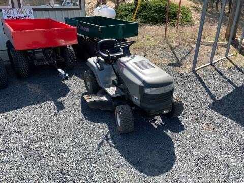 2003 Craftman Lawnmower  for sale at CARLSON'S USED CARS in Troy ID