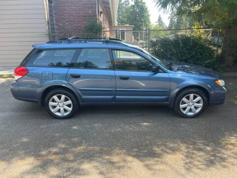 2008 Subaru Outback for sale at Seattle Motorsports in Shoreline WA