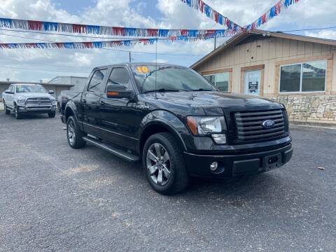2010 Ford F-150 for sale at The Trading Post in San Marcos TX