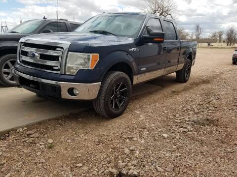 2014 Ford F-150 for sale at Best Car Sales in Rapid City SD