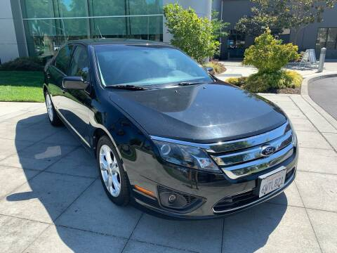 2012 Ford Fusion for sale at Top Motors in San Jose CA