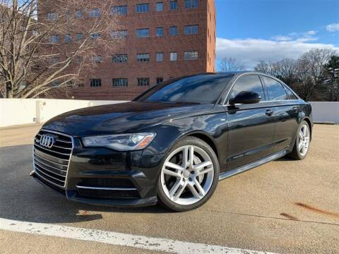 2016 Audi A6 for sale at Crown Auto Group in Falls Church VA