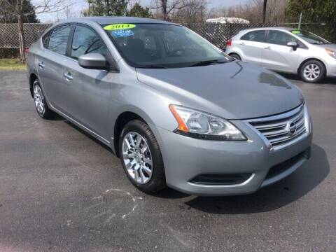 2014 Nissan Sentra for sale at Newcombs Auto Sales in Auburn Hills MI