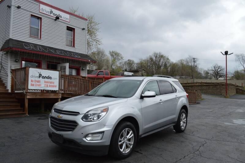 2017 Chevrolet Equinox for sale at DrivePanda.com Joliet in Joliet IL
