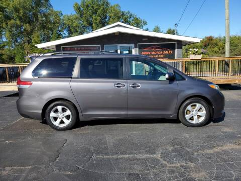 2011 Toyota Sienna for sale at Drive Motor Sales in Ionia MI