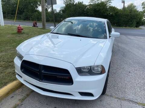 2013 Dodge Charger for sale at NORTH CHICAGO MOTORS INC in North Chicago IL