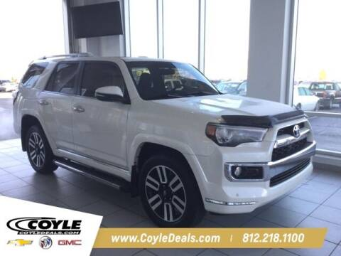 2014 Toyota 4Runner for sale at COYLE GM - COYLE NISSAN - Coyle Nissan in Clarksville IN