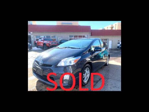 2010 Toyota Prius for sale at ELITE MOTOR CARS OF MIAMI in Miami FL