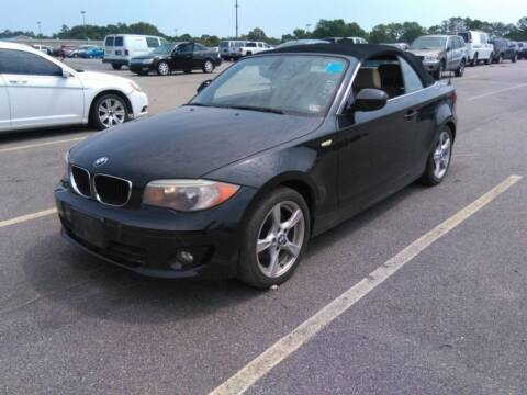 2013 BMW 1 Series for sale at Smart Chevrolet in Madison NC