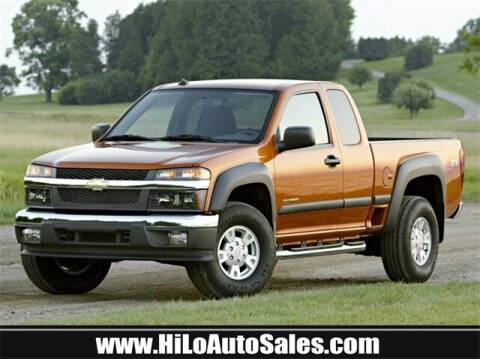 2005 Chevrolet Colorado for sale at Hi-Lo Auto Sales in Frederick MD