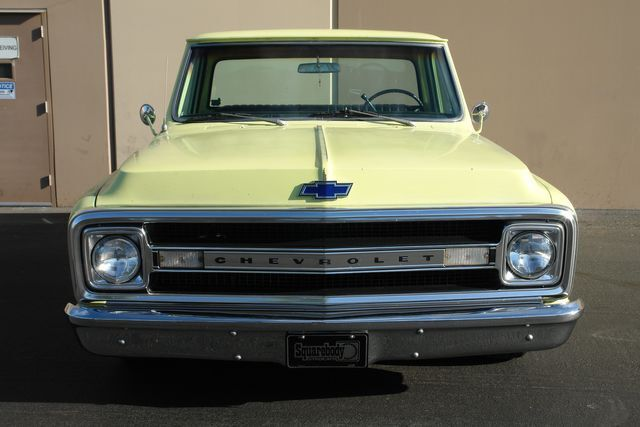 1970 Chevrolet C/K 10 Series 12