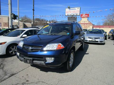 2003 Acura MDX for sale at Daniel Auto Sales in Yonkers NY