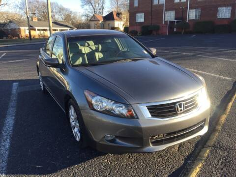 2008 Honda Accord for sale at DEALS ON WHEELS in Moulton AL