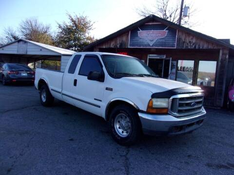 1999 Ford F-250 Super Duty for sale at LEE AUTO SALES in McAlester OK