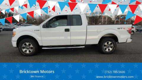 2013 Ford F-150 for sale at Bricktown Motors in Brick NJ