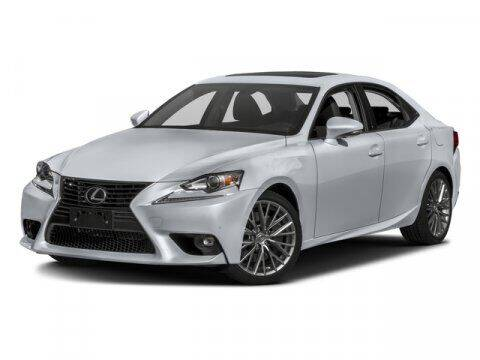 2016 Lexus IS 300 for sale at TRAVERS GMT AUTO SALES - Traver GMT Auto Sales West in O Fallon MO