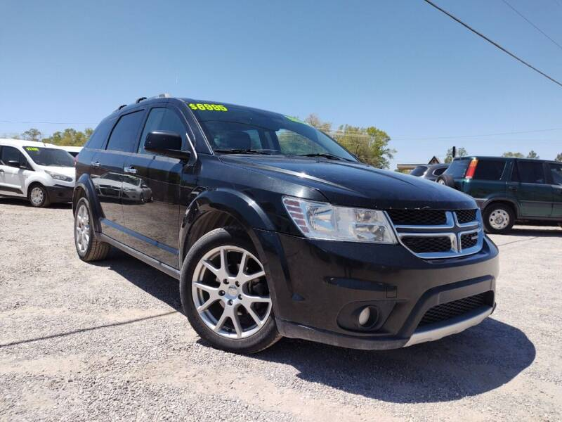 2012 Dodge Journey for sale at Canyon View Auto Sales in Cedar City UT