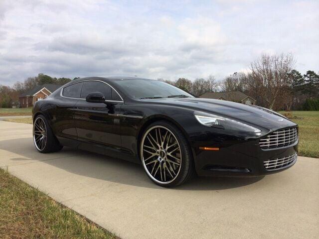 Used Aston Martin Rapide For Sale Carsforsale Com